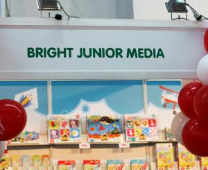 Bright Junior Media Targi Książki w Krakowie