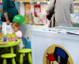 Bright Junior Media na 17. Targach Książki w Krakowie