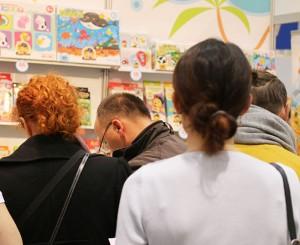 Bright Junior Media na 18. Targach Książki w Krakowie