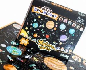 Xplore Team Puzzle Układ słoneczny